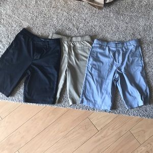 Gently used size 16 Boys Golf shorts